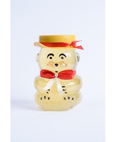 Мед з білої акації подарункова 0.55л.