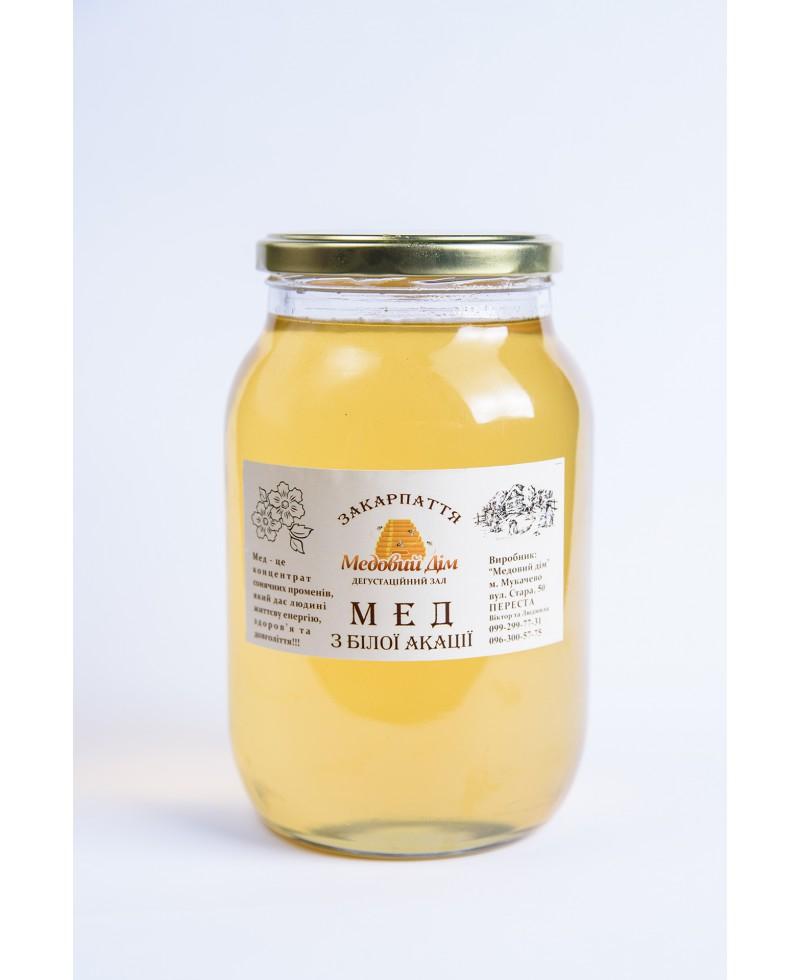 Мед з білої акації