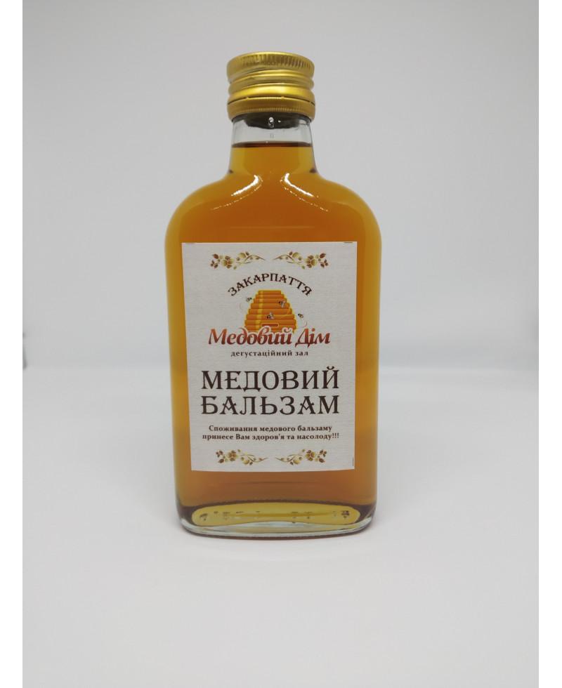 Медовий бальзам 0,2