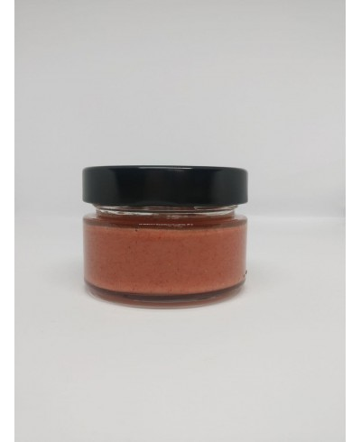 Крем мед з полуницею, 130 гр.
