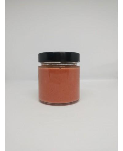 Крем мед з полуницею, 250 гр.